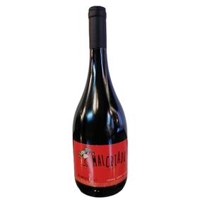 Vino Malcriado Cosecha 2014( vitivinicola gdm)