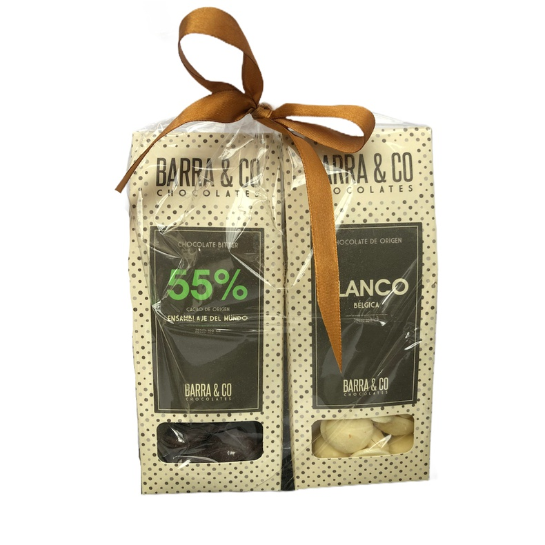 Pack Chocolate Duo (Barra & Co)