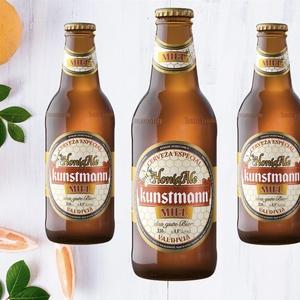 Cerveza Kunstmann Honey 330 cc