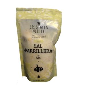 Sal Parrillera ajo (Cristales De Chile)