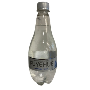 Puyehue con Gas 500 ml