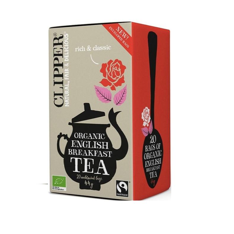 English Breakfast Tea 20bags (LOGO)