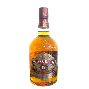 Whisky Chivas Reagal 12 Años 40° 1 Lt (Portugal)