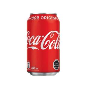 Coca Cola Normal Lata 350 CC