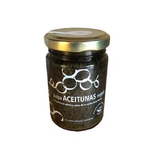 Pulpa Aceitunas Negras. 150 Gr (Toty)