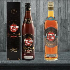 1 Ron Havana Club 7 años 40 GL + Ron Havana Club Especial Añejo 70cl Despacho Gratis