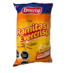 Ramitas Queso 250 Gr (Evercrisp)