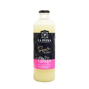 La Pizka Pisco Sour Congelado Sin Azucar 1L