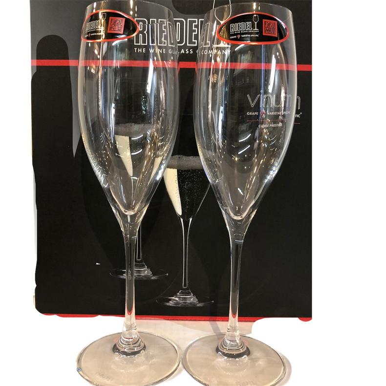 Set 2 Copas Riedel Cuvee Prestige (Wine House)