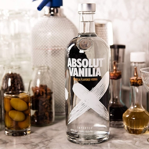 Vodka Absolut Vainilla 40° 750 cc. (Pisquera CCU )