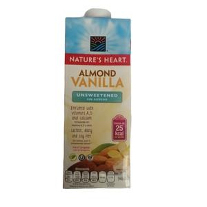 Almond Vanilla Drink sin azucar 946Ml (Babar)