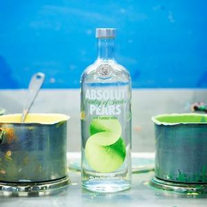 Vodka Absolut Pears 40 GL 750 cc.