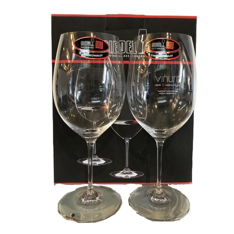 Set 2 Copas Riedel Cabernet/merlot (Wine House)