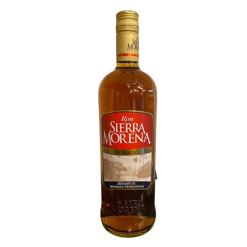 Ron Sierra Morena Dorado 39,5° 750ml