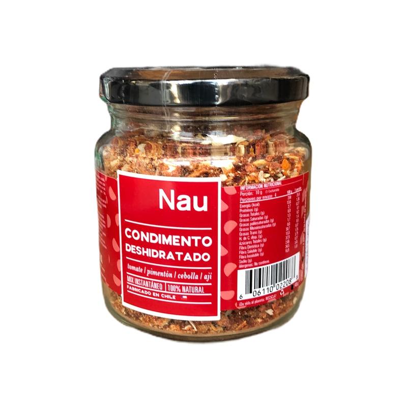 Condimento Desh Tomate Pimenton Cebolla 40 gr (nau)