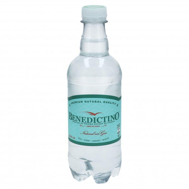Benedictino Sin gas 500 CC. (Benedictino )