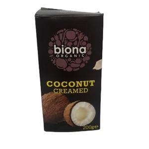 Cocunut Creamed 200 gr Biona