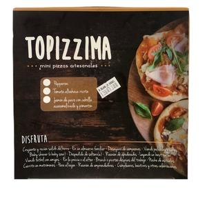 Mini Pizza BBQ 12 Un (topizzima)