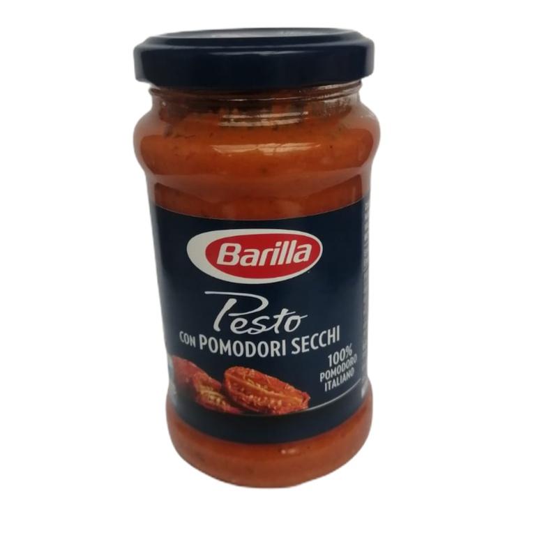 Salsa Pomodori Pesto 200 Gr (Marcopolo)