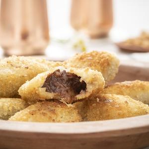 Empanaditas prieta y mozzarella  (Positano)
