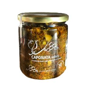 Caponata Siciliana 400 Grs (TOTY)