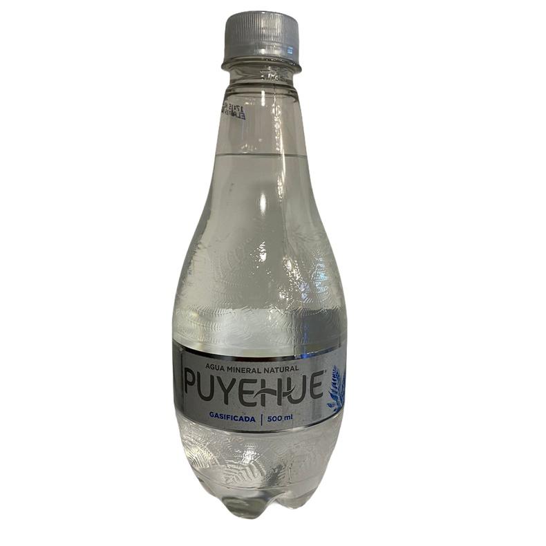 Puyehue con Gas 500 ml