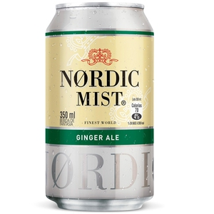 Nordic Ginger Ale Lata 350ml