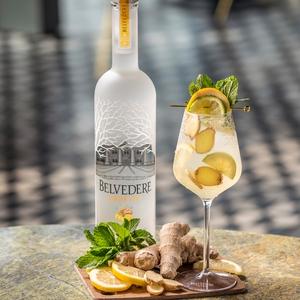 Vodka Belvedere Macerado Cytrus 750ml..