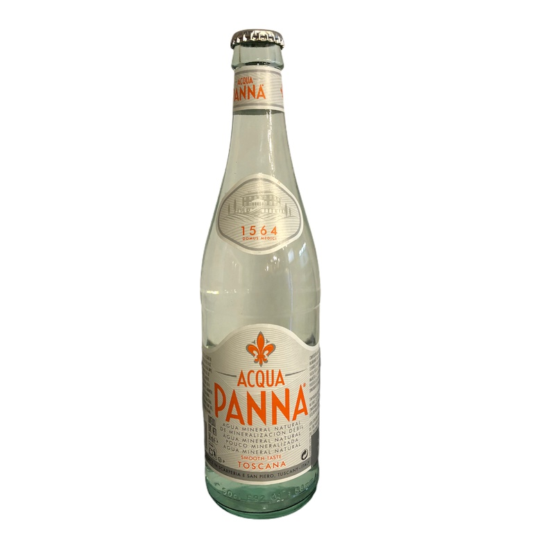 Agua Acqua Panna Pet Still 500ml Verde. (Premium B