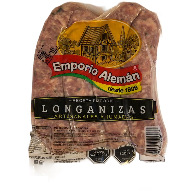 Longaniza Artesanal (EMPORIO ALEMAN)