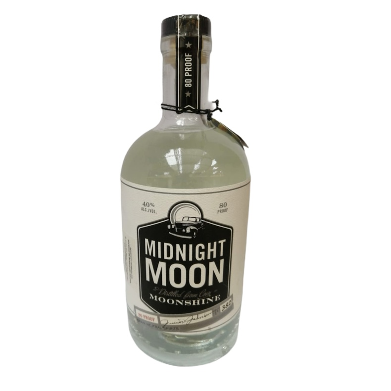Whisky Midnight Moon Original 750ml (Reinerowines)