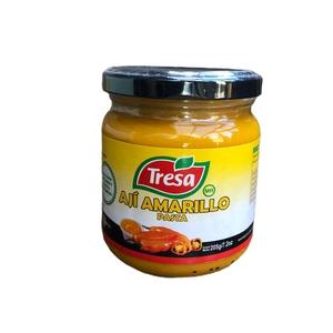 Pasta de Aji Amarillo Tresa 205 gr