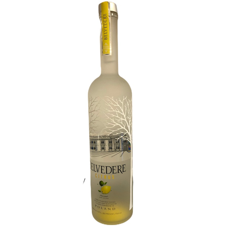 Vodka Belvedere Macerado Cytrus 750ml.. (Premium B