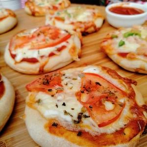 Mini Pizza Vegetariana 12 Un (topizzima)