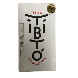 Chocolate Tibito Sin Azucar  74%
