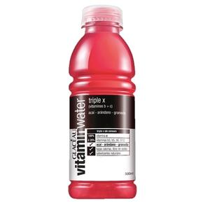 Vitaminawater Triple X 500cc
