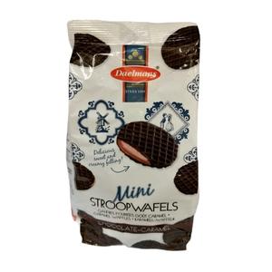 Mini Stroopwafels Chocolate 200gr