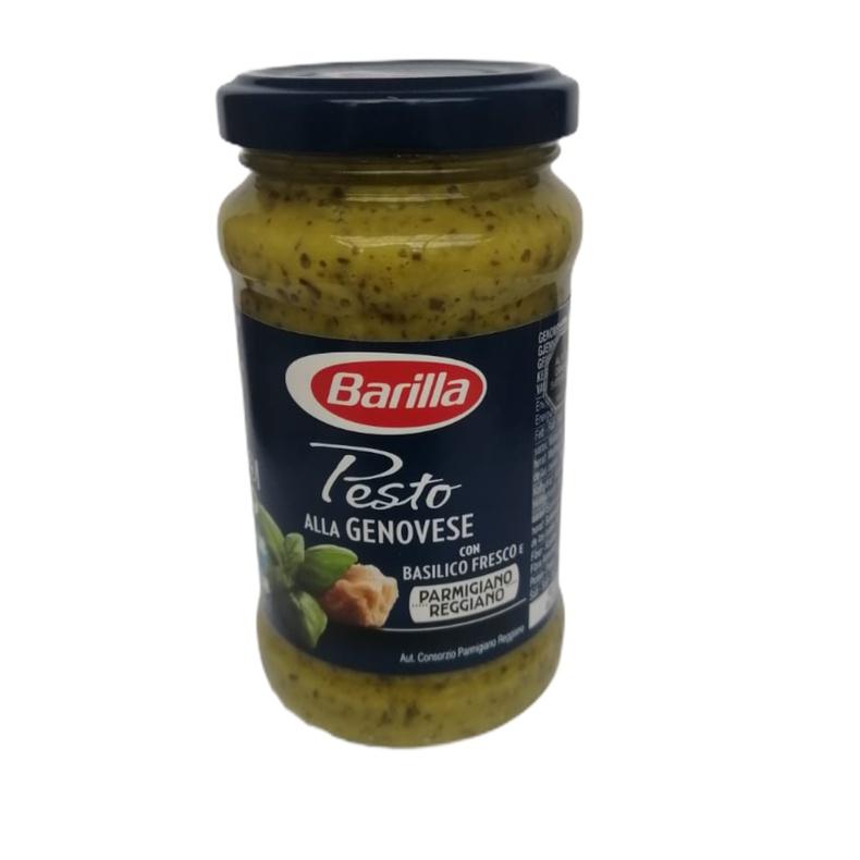 Pesto a la Genovese 190 Gr. (Barilla)