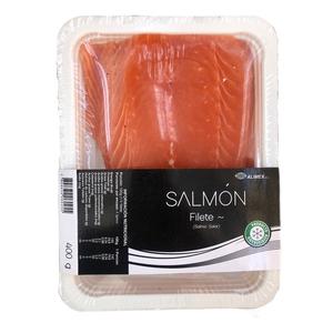 Salmon Filete 400Gr (Alimex)