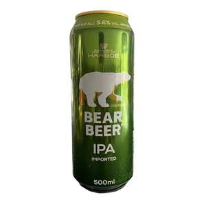 Cerveza Bear Beer Ipa Lata 500ml