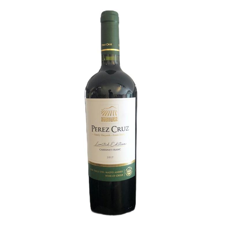 Vino Perez Cruz Cabernet Franc Limited Ed. 750ml