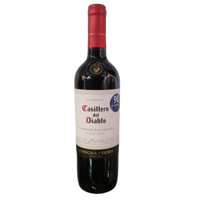 Vino Reserva Casillero del Diablo C.S. (Peumo)