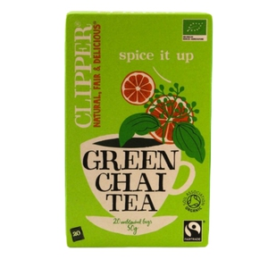 TEA GREEN-CHAI 20 BAGS