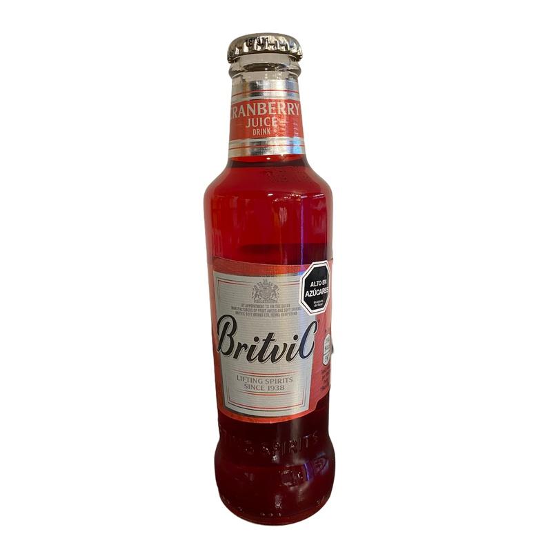 britvic Cranberry Juice 200ml (engel)