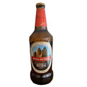 Austral Torres del Paine 500cc. (CCU ) Cervezas