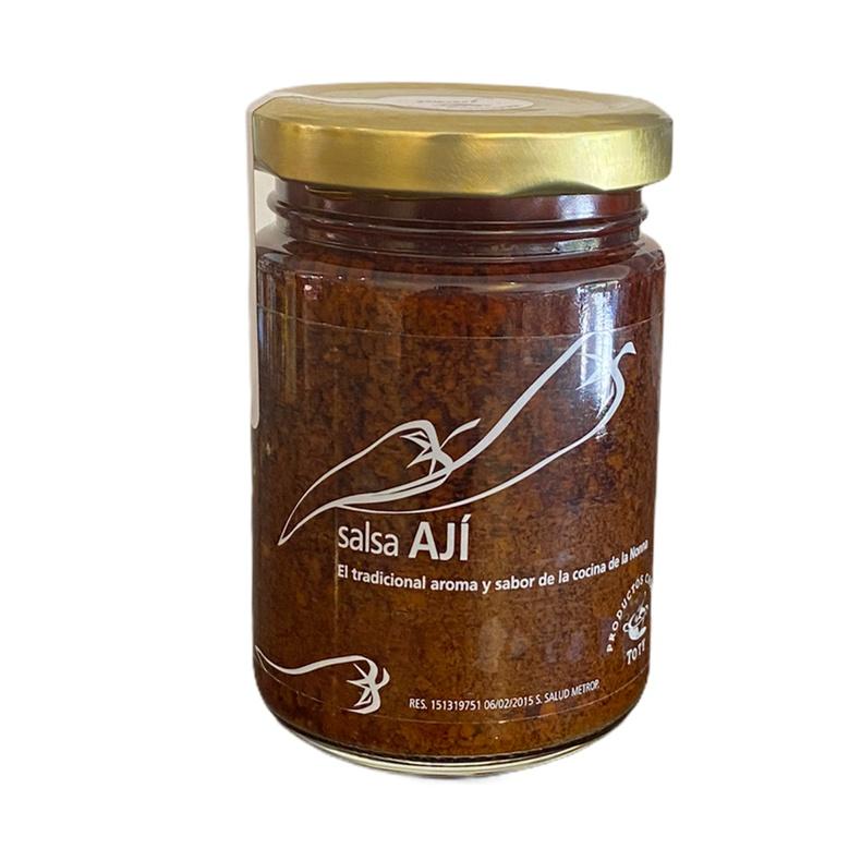 Salsa Ají 150 gr (toty)