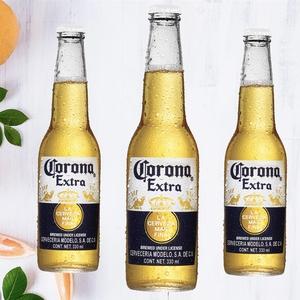Cerveza Corona extra 330 cc