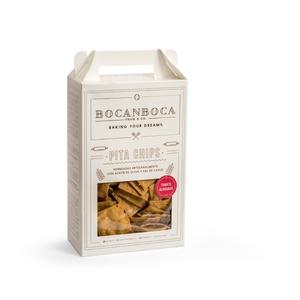 Galleta Bocanboca Tomate Albahaca (B&B)