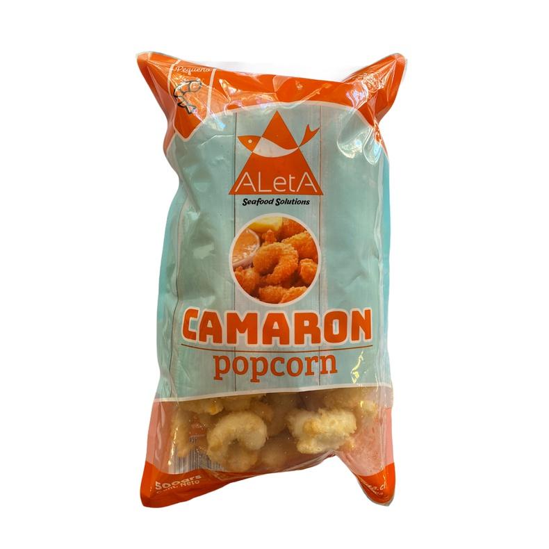 CAMARON POPCORN APANADO 60/100 (Morton's)