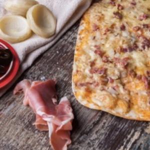 Pizza Prosciutto  (Sant Ambrogio)